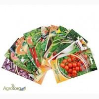 Продаем Семена весовые, пакетированные(овощи, цветы и т.д.) в ассортименте