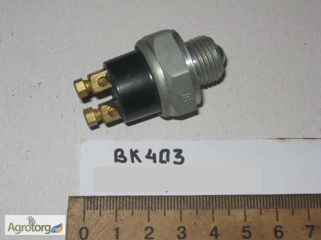 Выключатель ВК-854 сигнала тормоза МТЗ стоп-лягушка.