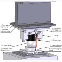 Комплект электроники для сборки автомобильных весов