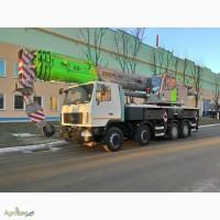 Автокран КС-6576Z-1 Zoomlion 60 тонн на шасси МАЗ-6516В9