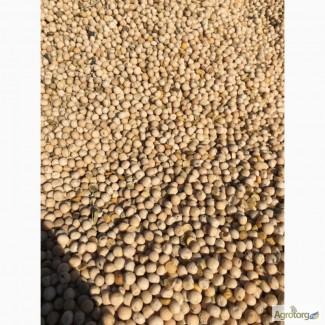 Продам горох желтый 150 т, урожай 2016 года