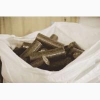 Качественные топливные брикеты из лузги подсолнуха Nestro в мешках с доставкой в Запорожье