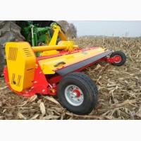 Подрібнювач (мульчер) пожнивних залишків кукурудзи та сояшнику ПРР-280