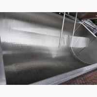 Охладитель молока Б/У Packo 1500 ванна объёмом 1500 литров