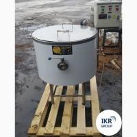 Пастеризатор молока з нержавейки 200 литров Украина