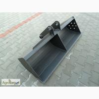 Планировочный ковш на экскаватор-погрузчик JCB 3cx и JCB 4cx