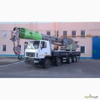 Автокран КС-6574Z-1 Zoomlion 40 тонн на шасси МАЗ-6516В9