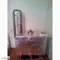 Миниспиртзавод (Ректификационная колонна+дистиллятор)