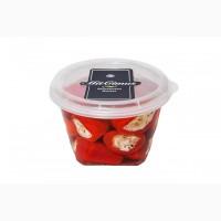 Перец Кабанаки красный фаршированный сыром «Фета» 0, 43 л
