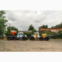 Выполняем услуги по внесению КАС агротехническим комплексом Капелька-У, аналог РОСА