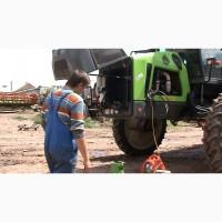Заправка кондиционеров техники - комбайнов.тракторов.экскаваторов и тд