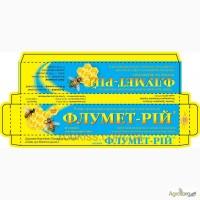 Флумет-рий 10 пол.(аналог байварола)флуметрин-3.85м г. 34 грн