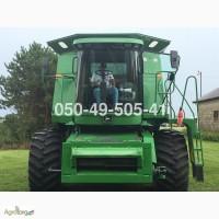1999 р. 3149 м.г. Комбайн Джон Дір John Deere 9510 б/в купити