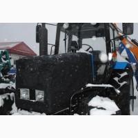 Утеплитель капота трактора МТЗ