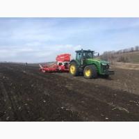 Надам послуги по посіву зернових та зернобобових культур посівним комплексом Terrasem C6