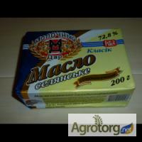 Продам Масло Сливочное Молочный Дар