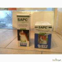 Подарочный набор: Барс капли для котов + Барс спрей для котов 81грн
