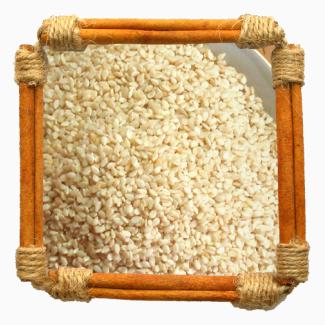 Кунжут кондитерский белый сырой