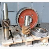 Комплект шестерен редуктора пресса гранулятора ОГМ 1, 5