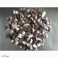 Гриби білі(заморожені, кубик) 90 грн за кг