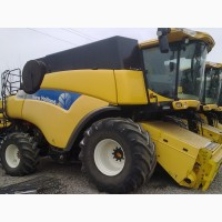 Комбайн NEW HOLLAND CR9080 Elevation 2 ед