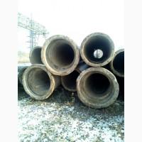 Трубы железобетонные, бетонные, диам.- 500 мм. длина-5000 мм б/у